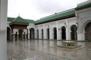Al Qarawiyyin di Fez, Masjid dan antara Universiti yang terkemuka dan tertua di dunia Islam.