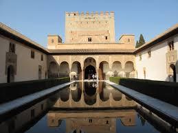 Al-Hambra di Granada, Sepanyol